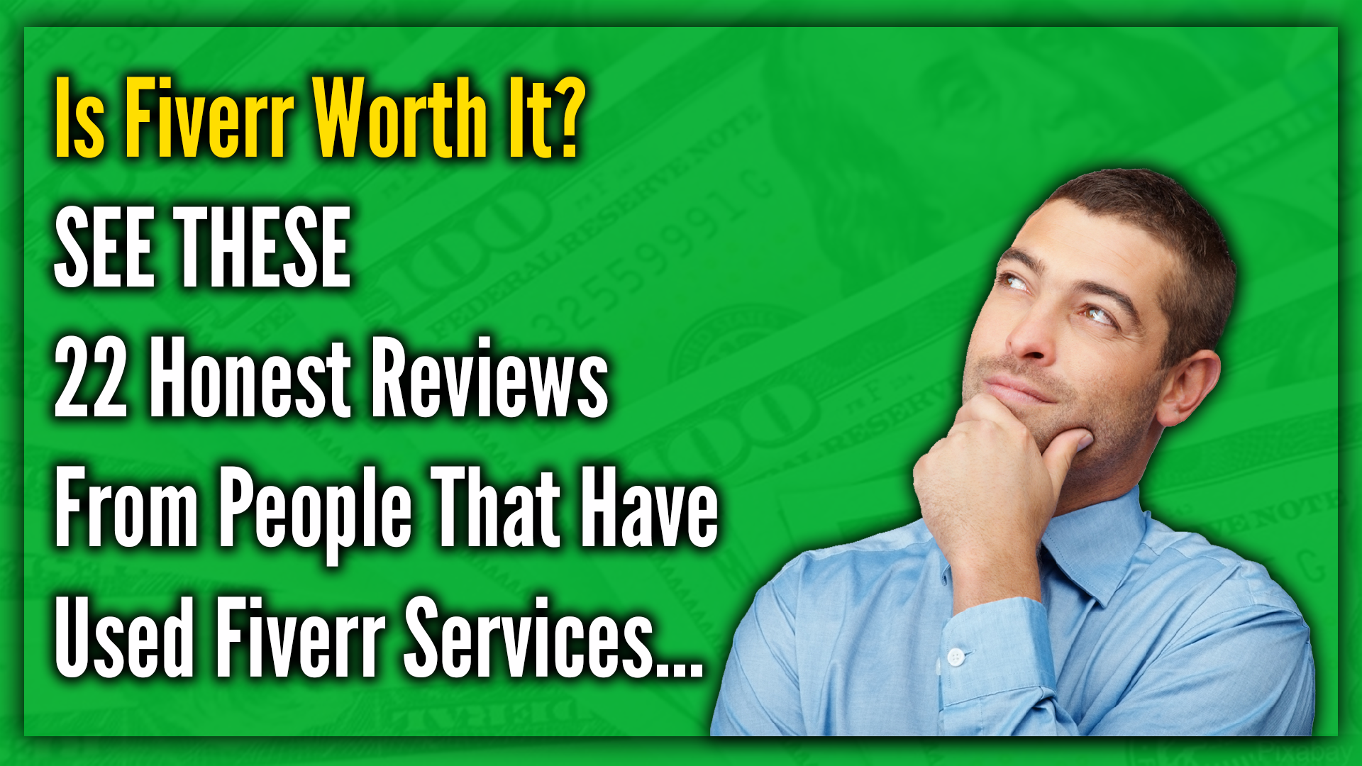 Fiverr Reviews