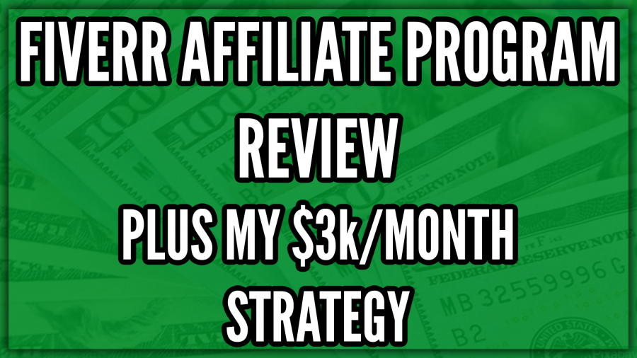 fiverr affiliate program review